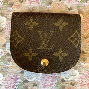 Louis Vuitton monogram small wallet